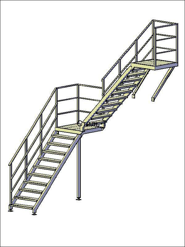 Перила для лестницы  пошаговая инструкция